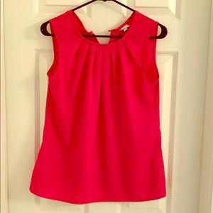 Merona Brand, Pink sleeveless blouse